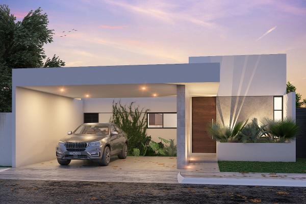Foto de casa en venta en  , conkal, conkal, yucatán, 13459607 No. 01