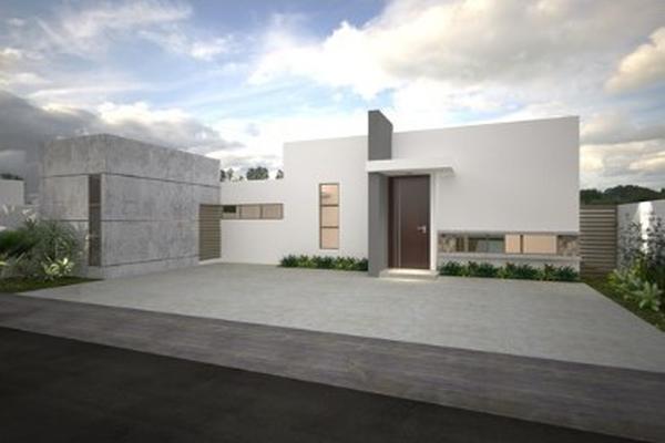 Foto de casa en venta en  , conkal, conkal, yucatán, 13471022 No. 01