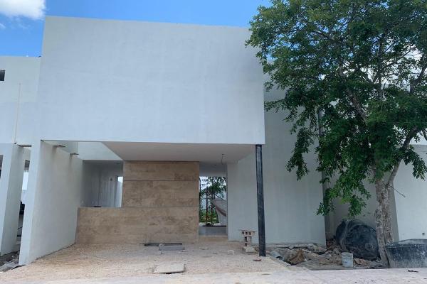 Foto de casa en venta en  , conkal, conkal, yucatán, 14026587 No. 01