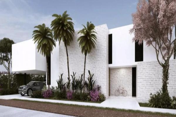 Foto de casa en venta en  , conkal, conkal, yucatán, 14026595 No. 01