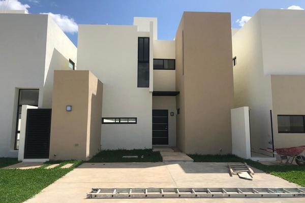 Foto de casa en venta en  , conkal, conkal, yucatán, 14026643 No. 01
