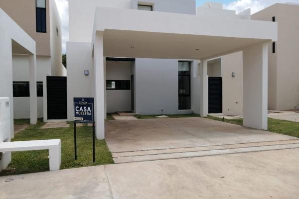 Foto de casa en venta en  , conkal, conkal, yucatán, 14026691 No. 01