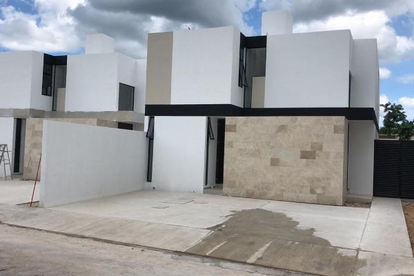 Foto de casa en venta en  , conkal, conkal, yucatán, 14026699 No. 01