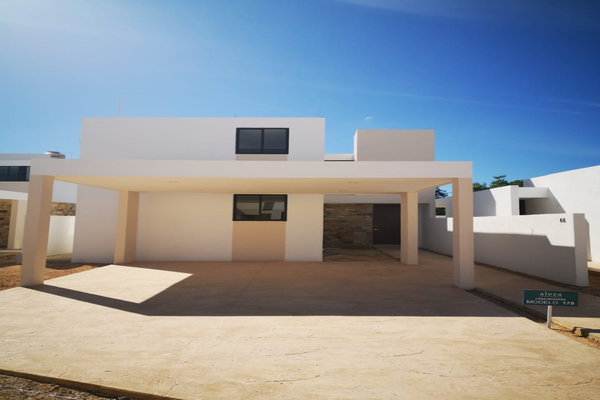 Foto de casa en venta en  , conkal, conkal, yucatán, 14026715 No. 01