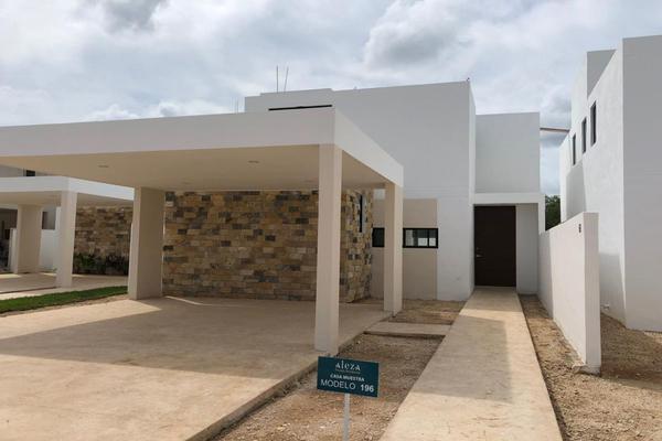 Foto de casa en venta en  , conkal, conkal, yucatán, 14026723 No. 01
