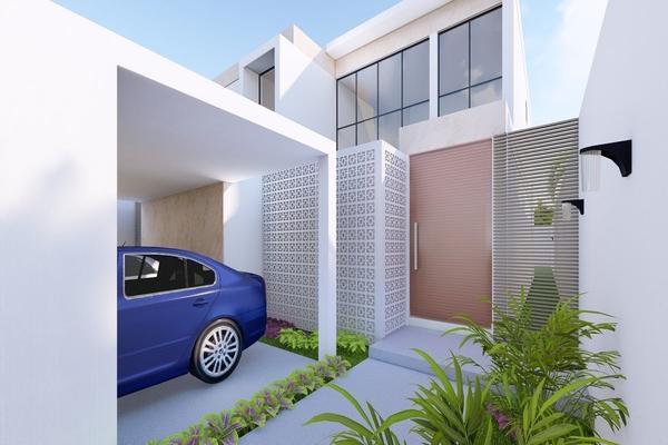 Foto de casa en venta en  , conkal, conkal, yucatán, 14026729 No. 01