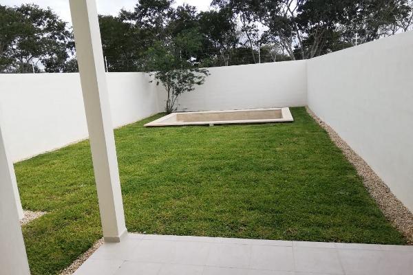 Foto de casa en venta en  , conkal, conkal, yucatán, 14028757 No. 06