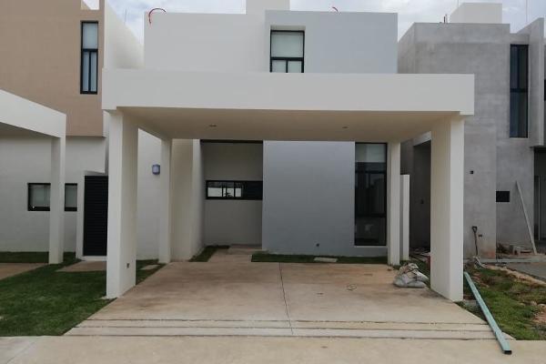Foto de casa en venta en  , conkal, conkal, yucatán, 14028760 No. 02