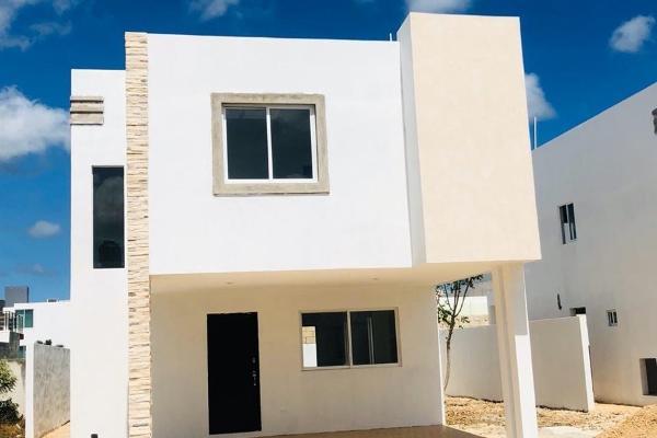 Foto de casa en venta en  , conkal, conkal, yucatán, 14028764 No. 01