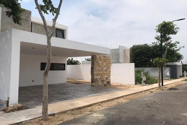 Foto de casa en venta en  , conkal, conkal, yucatán, 14028776 No. 01
