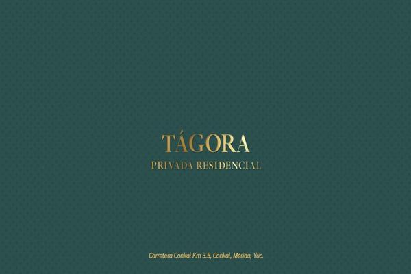 Foto de terreno habitacional en venta en  , conkal, conkal, yucatán, 14028780 No. 01