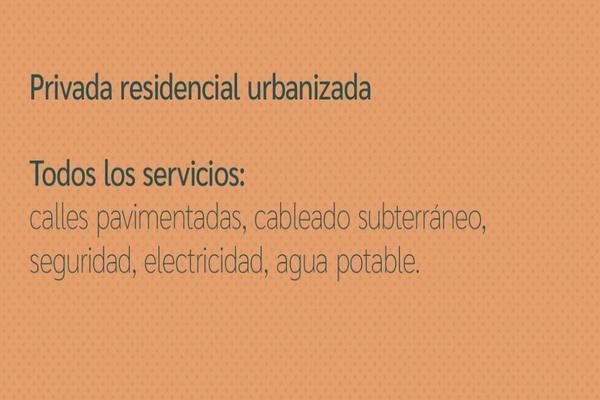 Foto de terreno habitacional en venta en  , conkal, conkal, yucatán, 14028780 No. 02