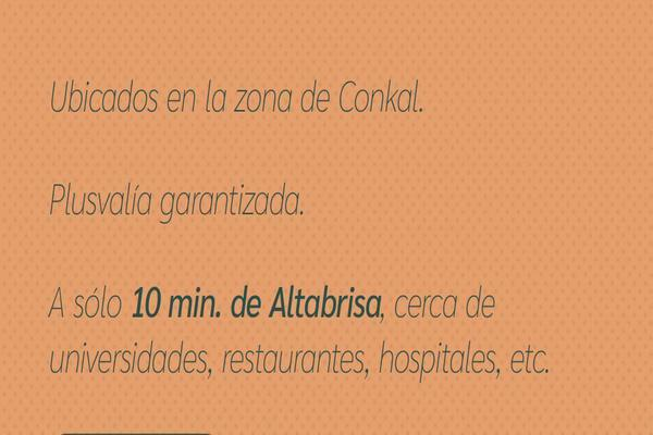 Foto de terreno habitacional en venta en  , conkal, conkal, yucatán, 14028780 No. 03