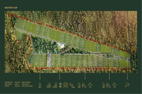 Foto de terreno habitacional en venta en  , conkal, conkal, yucatán, 14028780 No. 09