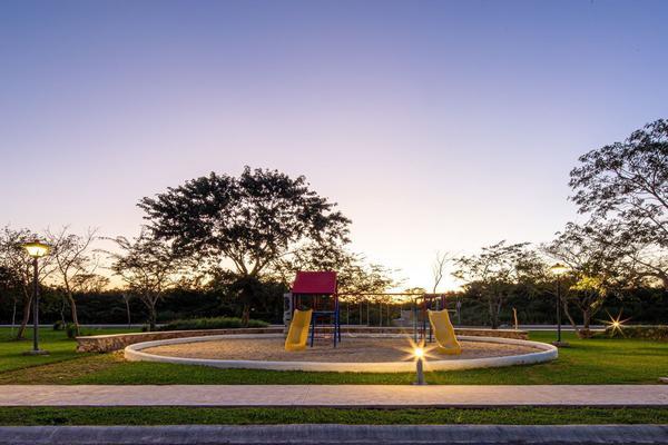 Foto de terreno habitacional en venta en  , conkal, conkal, yucatán, 14028780 No. 14