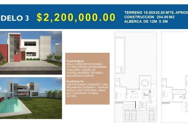Foto de casa en venta en  , conkal, conkal, yucatán, 14028784 No. 15