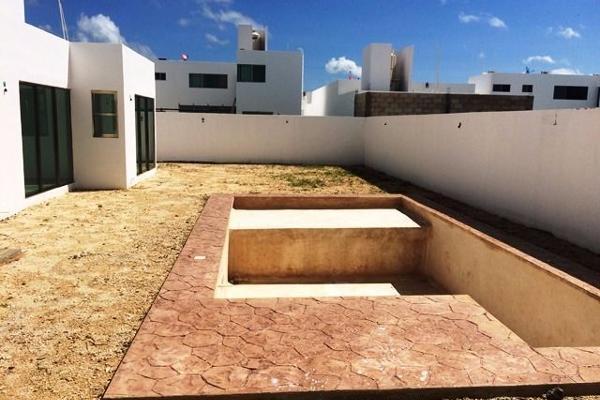 Foto de casa en venta en  , conkal, conkal, yucatán, 14028784 No. 37