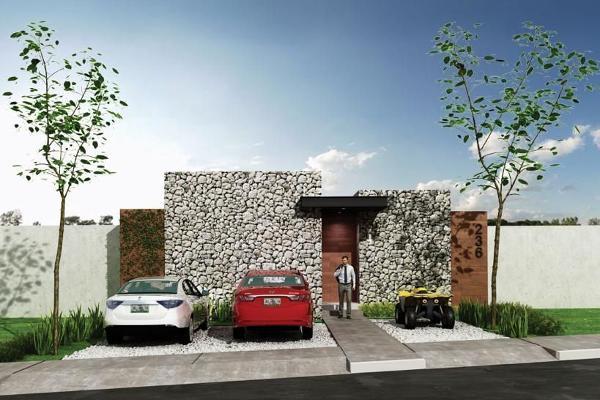 Foto de casa en venta en  , conkal, conkal, yucatán, 14028796 No. 01