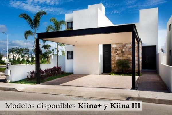 Foto de casa en venta en  , conkal, conkal, yucatán, 14028812 No. 01