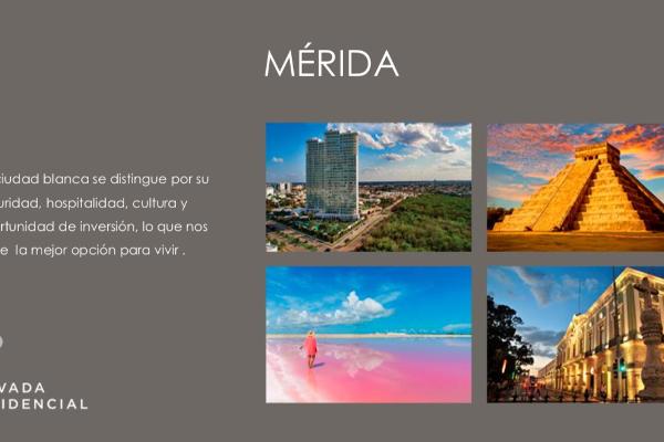 Foto de terreno habitacional en venta en  , conkal, conkal, yucatán, 14028820 No. 03