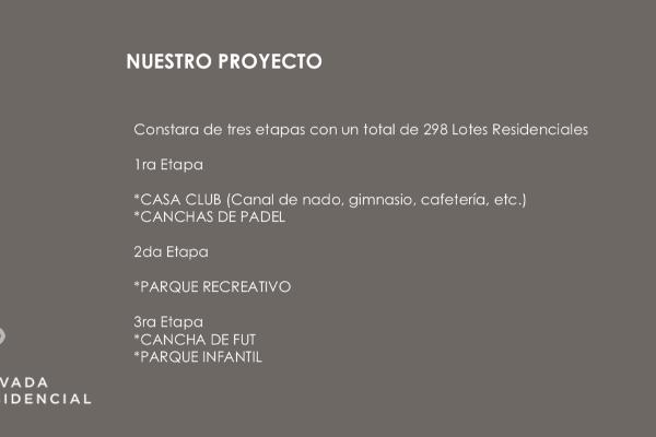 Foto de terreno habitacional en venta en  , conkal, conkal, yucatán, 14028820 No. 04