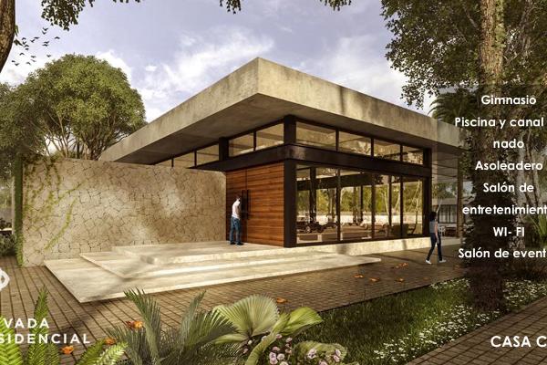 Foto de terreno habitacional en venta en  , conkal, conkal, yucatán, 14028820 No. 05