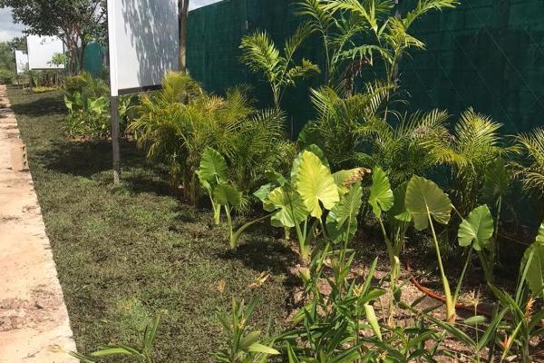 Foto de terreno habitacional en venta en  , conkal, conkal, yucatán, 14028820 No. 41