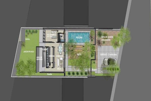 Foto de casa en venta en  , conkal, conkal, yucatán, 14028824 No. 02