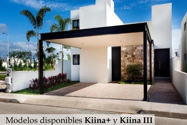 Foto de casa en venta en  , conkal, conkal, yucatán, 14028828 No. 01