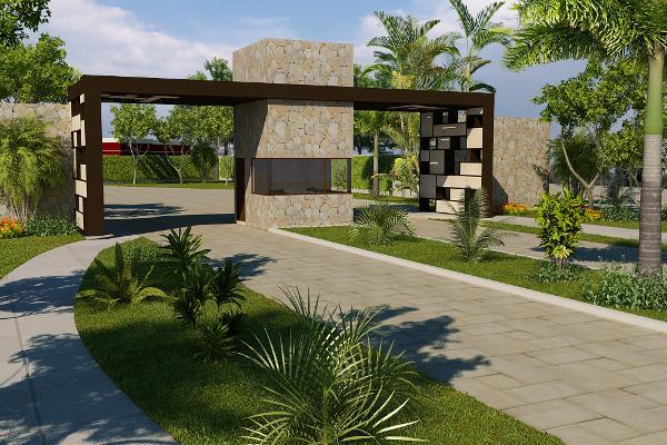 Foto de terreno habitacional en venta en  , conkal, conkal, yucatán, 14028832 No. 01