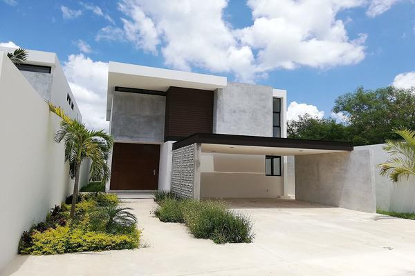 Foto de casa en venta en  , conkal, conkal, yucatán, 14028840 No. 01