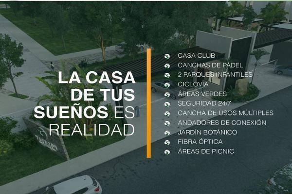 Foto de casa en venta en  , conkal, conkal, yucatán, 14028844 No. 04