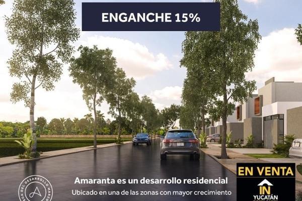 Foto de terreno habitacional en venta en  , conkal, conkal, yucatán, 14028856 No. 06