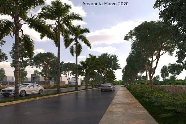 Foto de terreno habitacional en venta en  , conkal, conkal, yucatán, 14028856 No. 07
