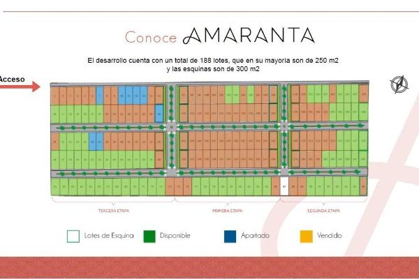Foto de terreno habitacional en venta en  , conkal, conkal, yucatán, 14028856 No. 12