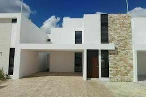 Foto de casa en venta en  , conkal, conkal, yucatán, 14028872 No. 01