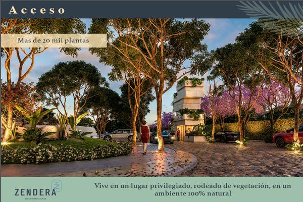 Foto de terreno habitacional en venta en  , conkal, conkal, yucatán, 14028884 No. 03