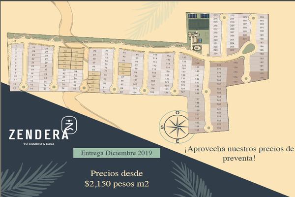 Foto de terreno habitacional en venta en  , conkal, conkal, yucatán, 14028884 No. 08