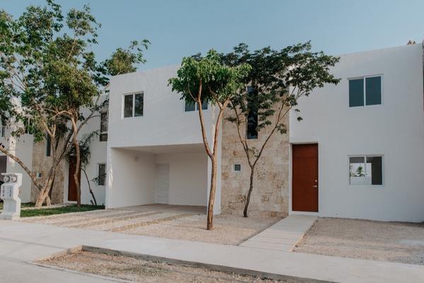 Foto de casa en venta en  , conkal, conkal, yucatán, 14028888 No. 01
