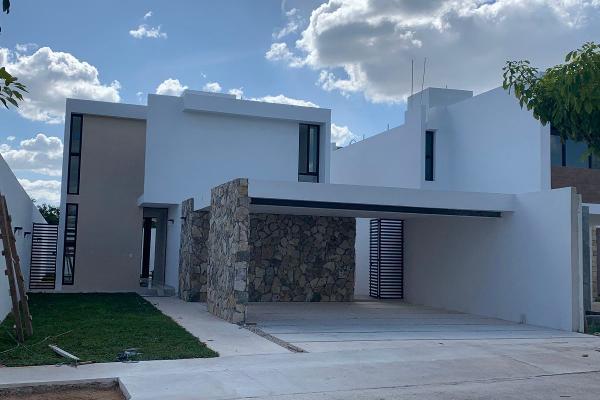 Foto de casa en venta en  , conkal, conkal, yucatán, 14030254 No. 01