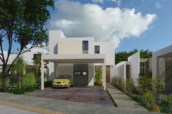 Foto de casa en venta en  , conkal, conkal, yucatán, 14030278 No. 01