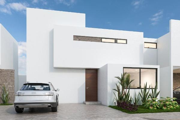 Foto de casa en venta en  , conkal, conkal, yucatán, 14030290 No. 01