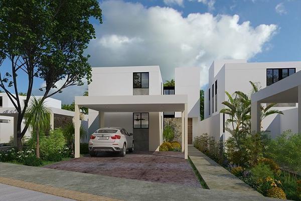 Foto de casa en venta en  , conkal, conkal, yucatán, 14030298 No. 01
