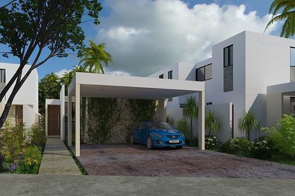 Foto de casa en venta en  , conkal, conkal, yucatán, 14030302 No. 01