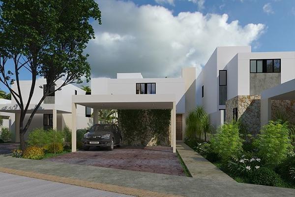 Foto de casa en venta en  , conkal, conkal, yucatán, 14030318 No. 01