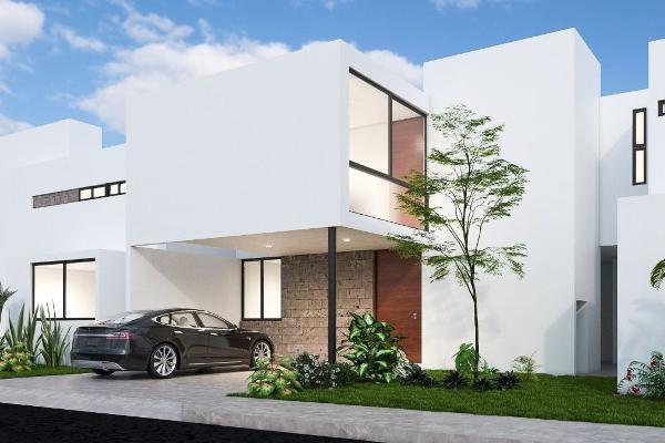 Foto de casa en venta en  , conkal, conkal, yucatán, 14030338 No. 01