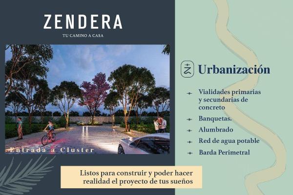 Foto de terreno habitacional en venta en  , conkal, conkal, yucatán, 14039018 No. 02