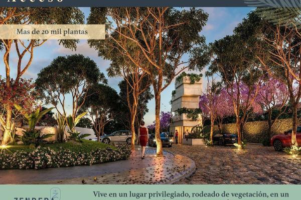 Foto de terreno habitacional en venta en  , conkal, conkal, yucatán, 14039018 No. 03