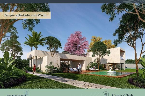 Foto de terreno habitacional en venta en  , conkal, conkal, yucatán, 14039018 No. 05