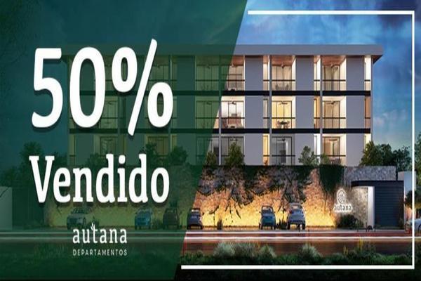 Foto de departamento en venta en  , conkal, conkal, yucatán, 14161757 No. 01
